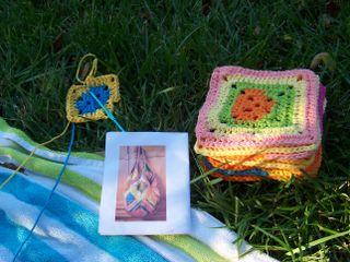 Crochet bag 001