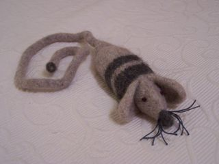 Felted mouse 005