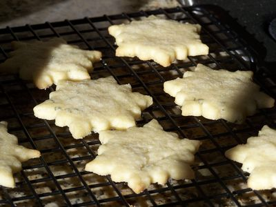 Rosemary shortbread 003