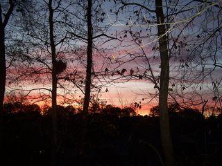 Mittens, sunrise, cowl 019